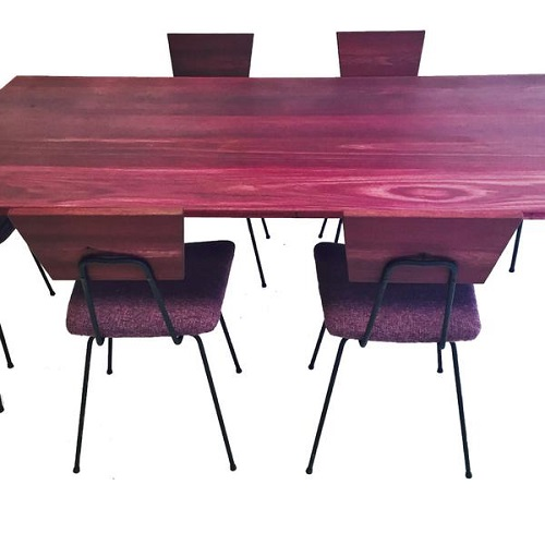 Brilliant Purple Heart Exotic Wood Interior Design Ideas Gresisoteloinfo
