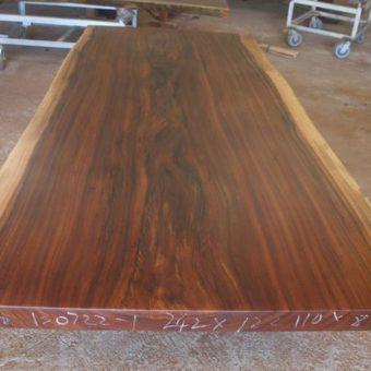 Africa-Okan-solid-wood-Daban-desk-simple-and-stylish-modern-green-heart-sandalwood-logs-big-board